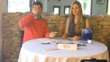 Grabacion Programa LaVisita con la Cantante SUN (14)