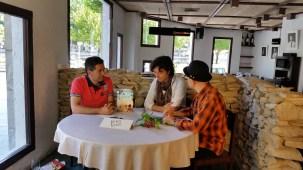 Programa con el escritor Andres Pascual en Larruzz, con Jon Fano y JabierCalle (17)