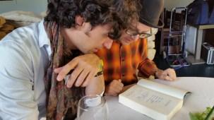 Programa con el escritor Andres Pascual en Larruzz, con Jon Fano y JabierCalle (9)