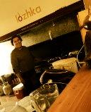 Chef Bossuet´s Kitchen at Loshka Bistort