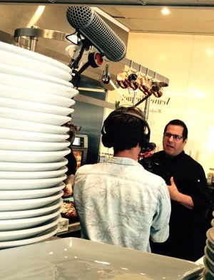 It is easy to see that Sophie´s Ron Aleman cooks with a Mexican heart.