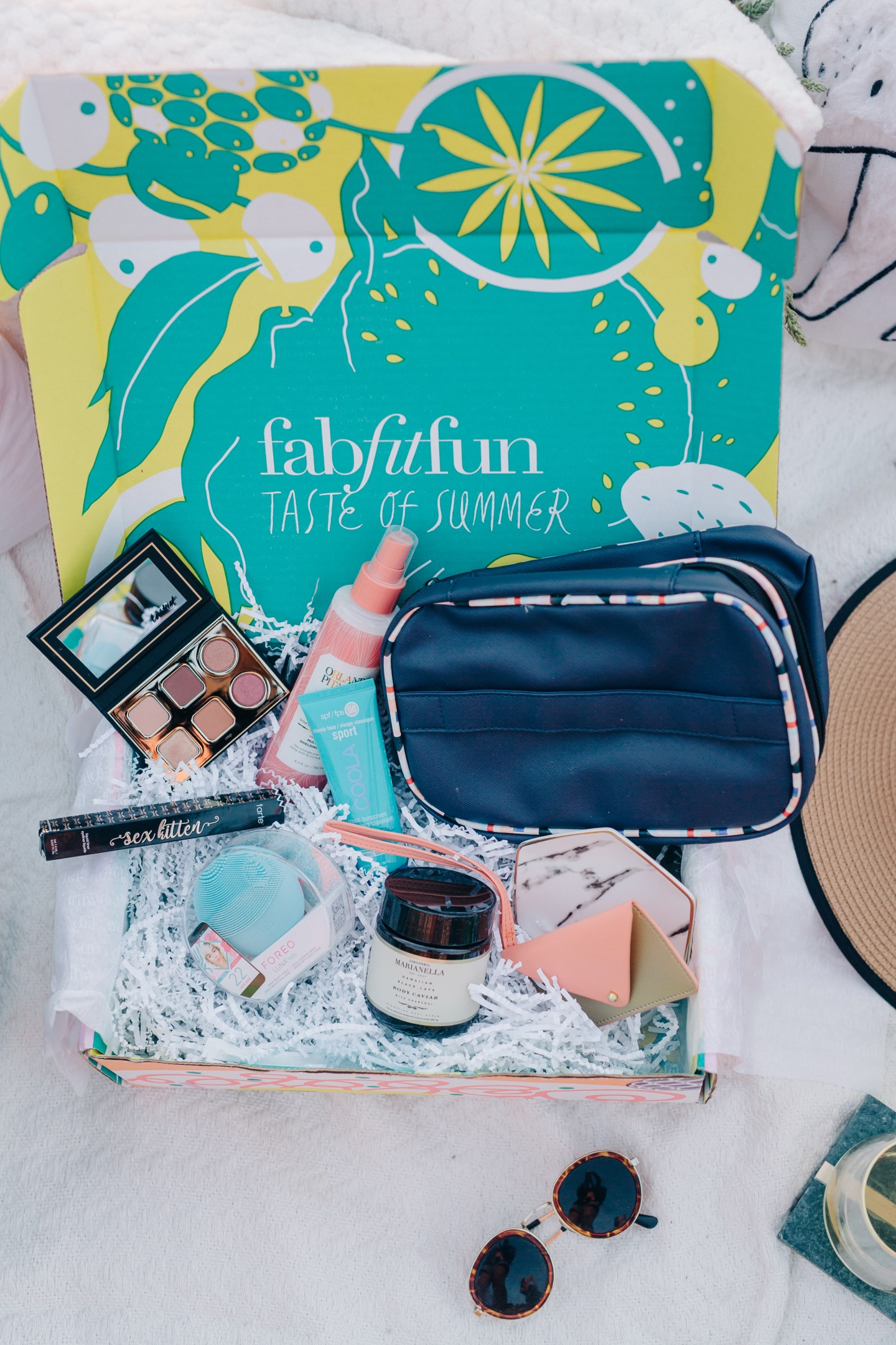 FabFitFun SUMMER 2018 BOX + DISCOUNT CODE!