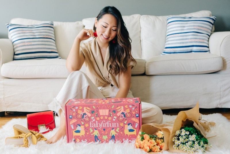 FabFitFun FALL 2018 BOX + DISCOUNT CODE!