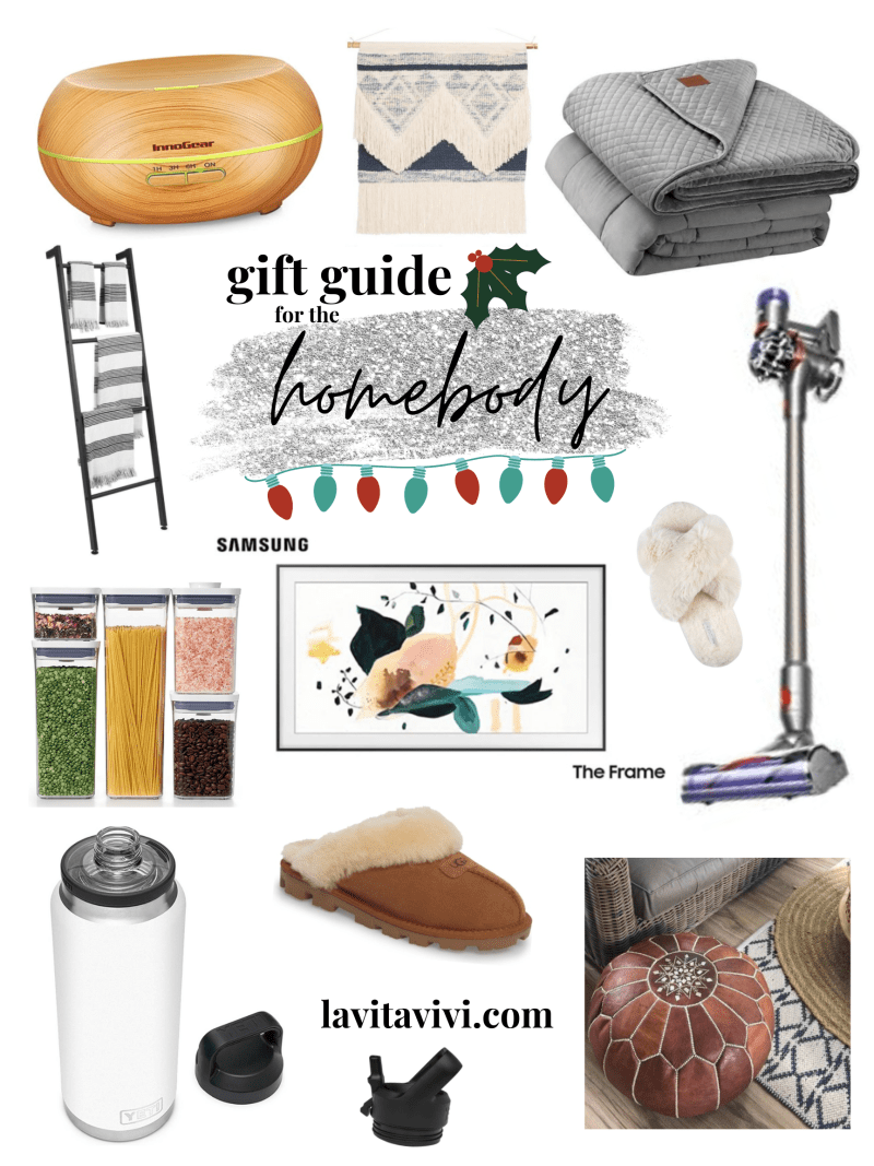 2020 HOLIDAY GIFT GUIDE: FOR THE HOMEBODY
