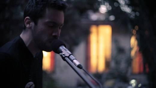 """La Vitrola.cl: Javier Barría – La Carta (promo """"Violeta se fue a los Cielos"""")"""