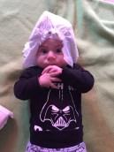 ;) Darth Vader mit Hut :D