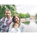 Familienbild in Nürnberg