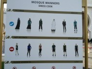 Mosque Abu Dhabi Women Dress Code