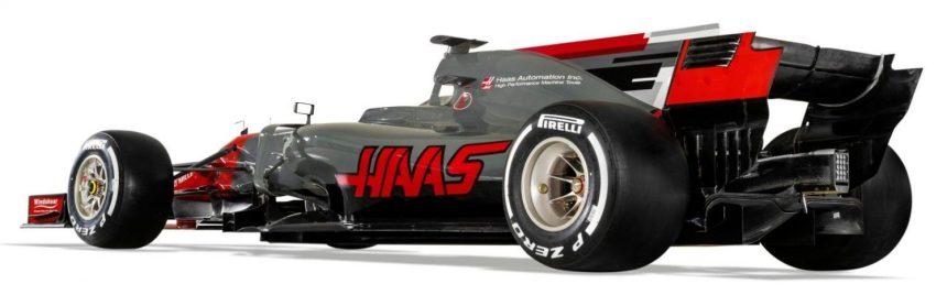 Haas VF17