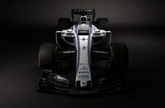 Презентация болидов Формулы-1 сезон 2017: Williams FW40
