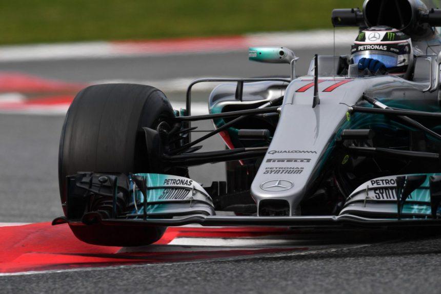 f1 testing 2017