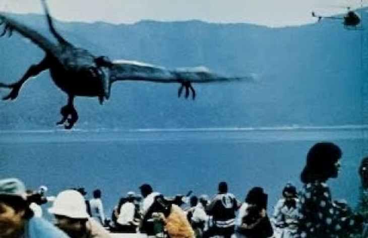 Легенда о динозавре (1977)