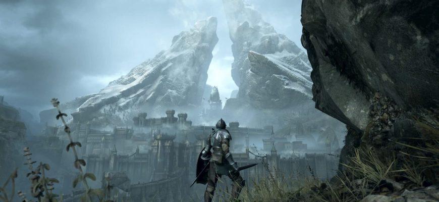 Demon's Souls – самая ожидаемая игра 2020 года