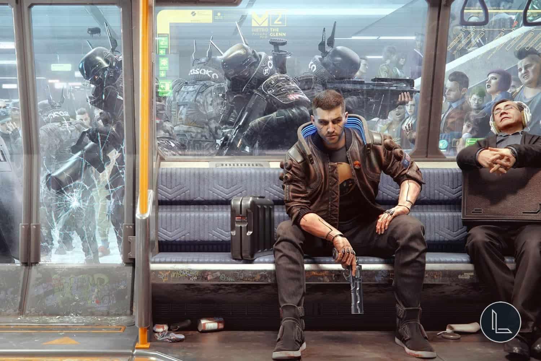 Акции CD Projekt RED упали на 30% с даты выхода Cyberpunk 2077