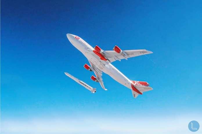 Уникальный самолет Virgin Orbit запустил ракету со спутником