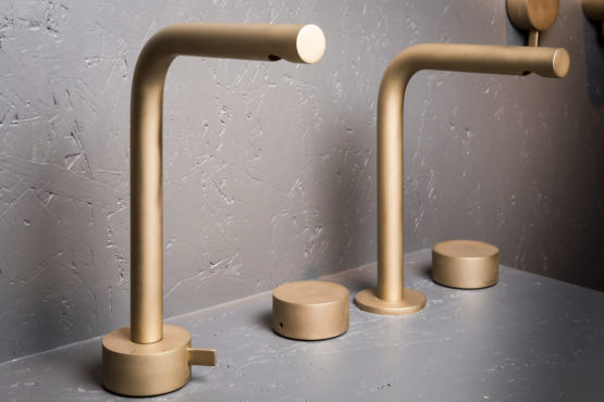 Fantini PVD Finishes  Lavo Bathrooms and Bathroom Accessories