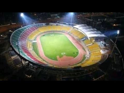 Yaoundé_Ahmadou Ahidjo Stadium