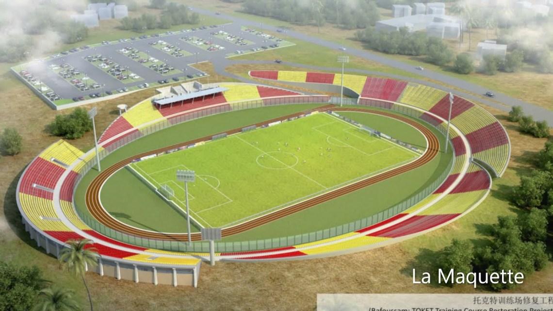 Bafoussam_Kouekong Stadium