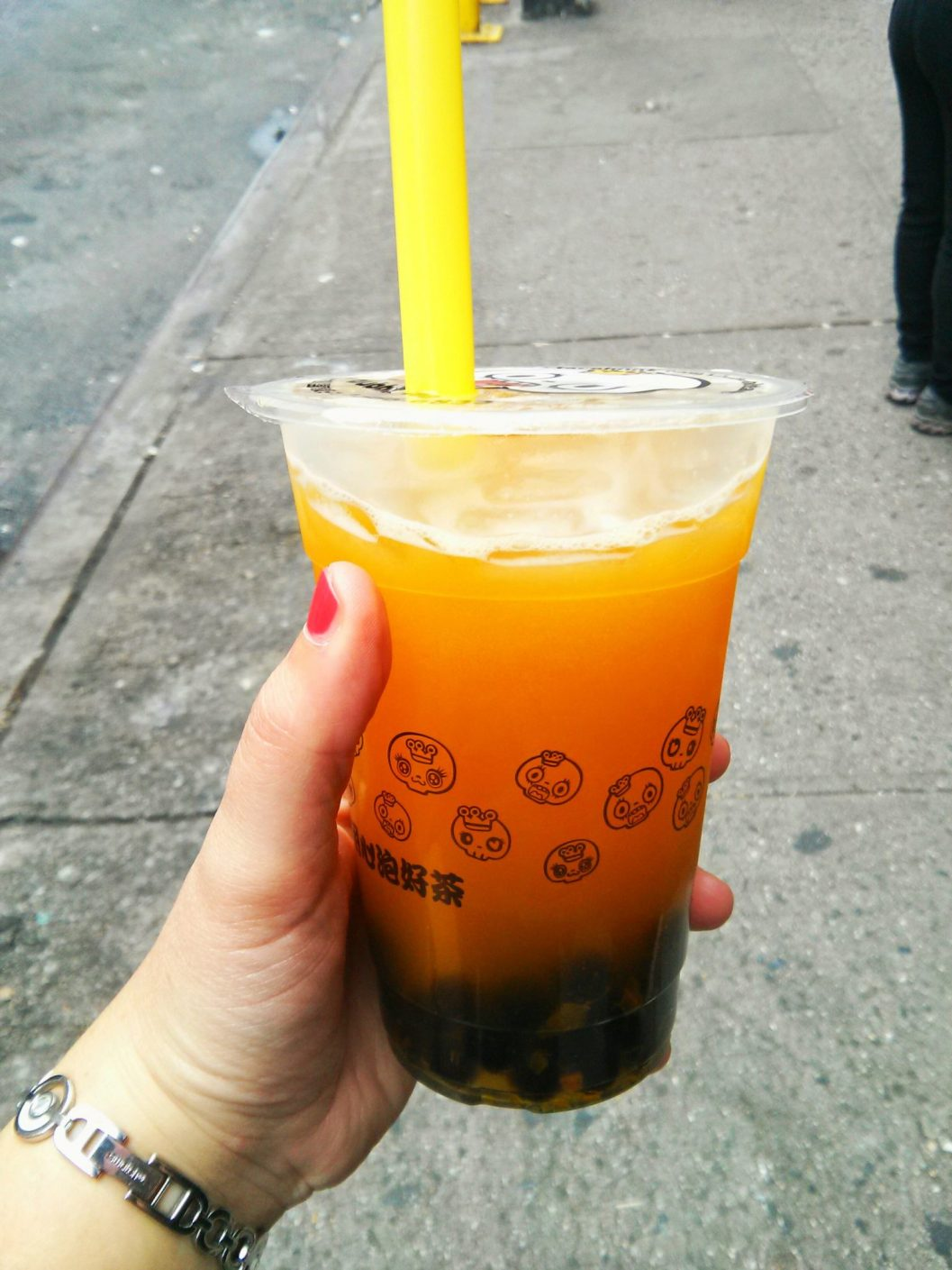 Bubble Tea.