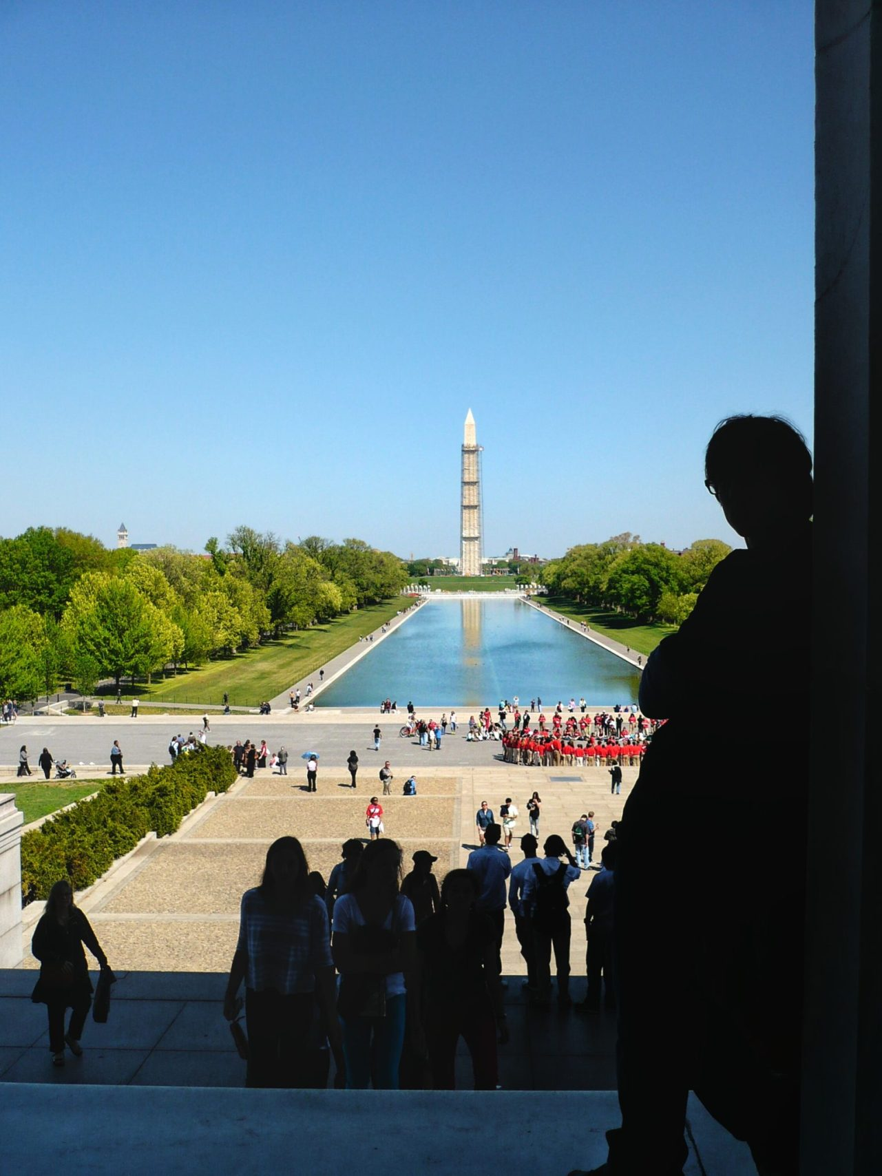 Washington Monument and Reflection Pool, Washington DC