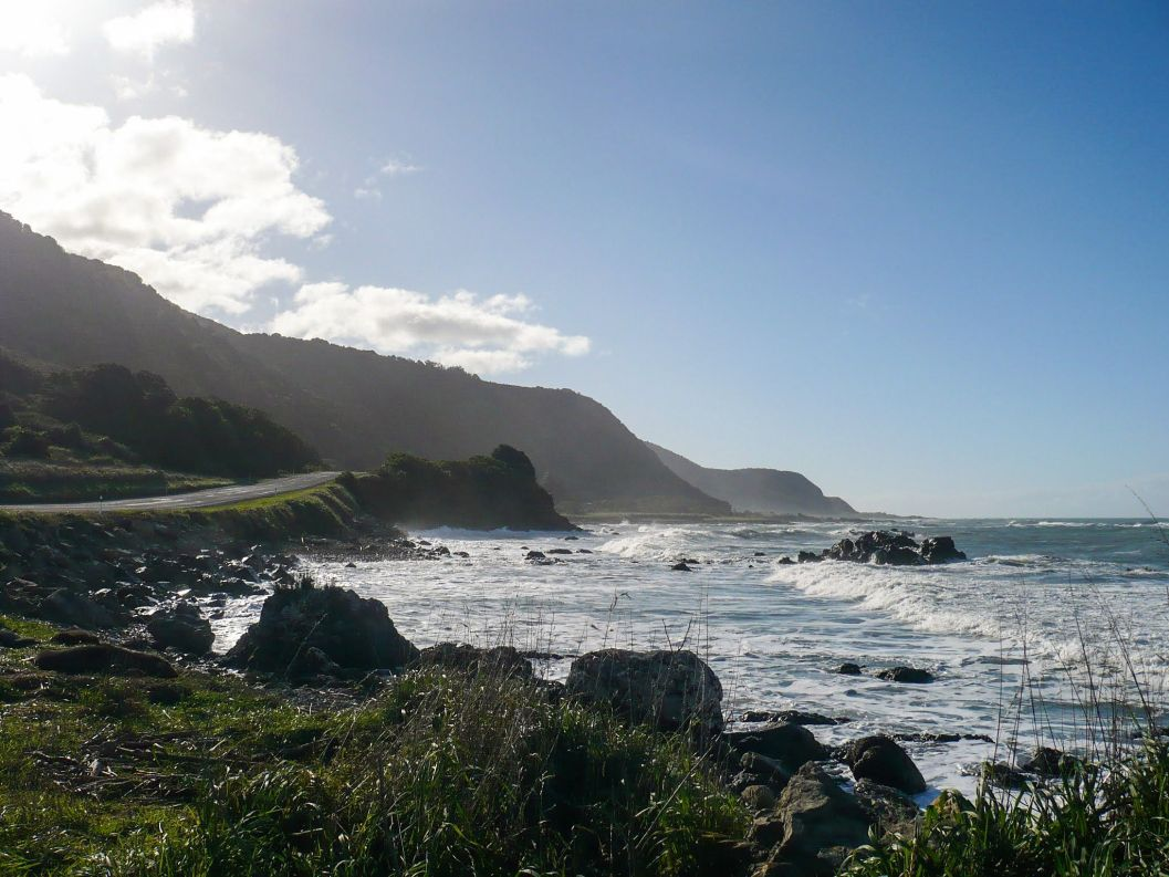 Kaikoura, Nuova Zelanda