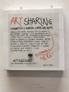 art sharing pan