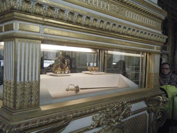 Crown Jewels Louvre La Parisienne