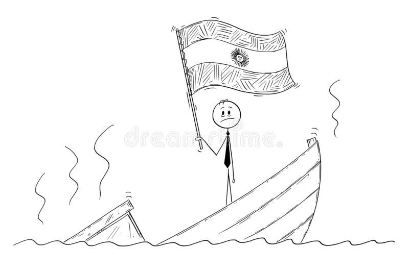 Argentina suma más crisis a la crisis, el Estado inepto
