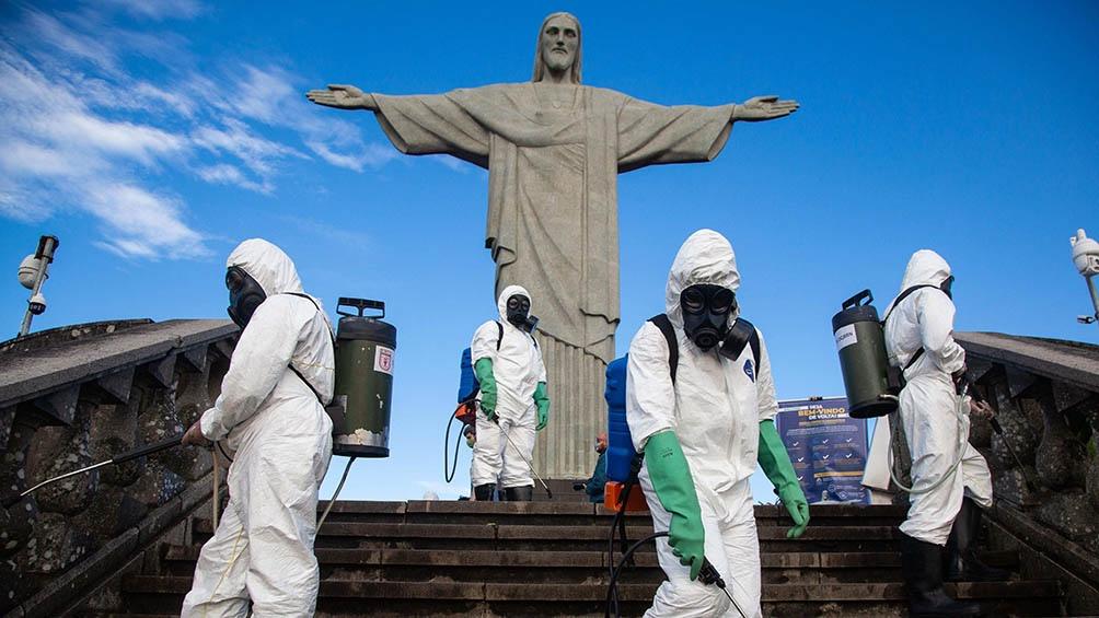 Río de Janeiro, toque de queda con Brasil hundido por…