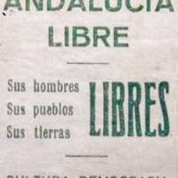Primera grabación histórica del himno de Andalucía