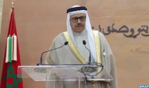 Asuntos Exteriores de Bahréin, Abdullatif bin Rashid Al Zayani.