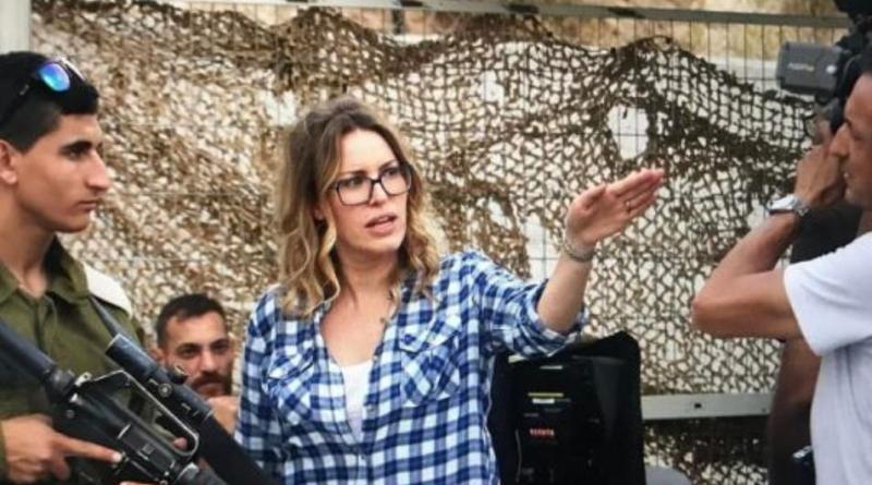 La cineasta palestina Farah Nabulsi, autora de uno de los cortos del ciclo. CEDIDA