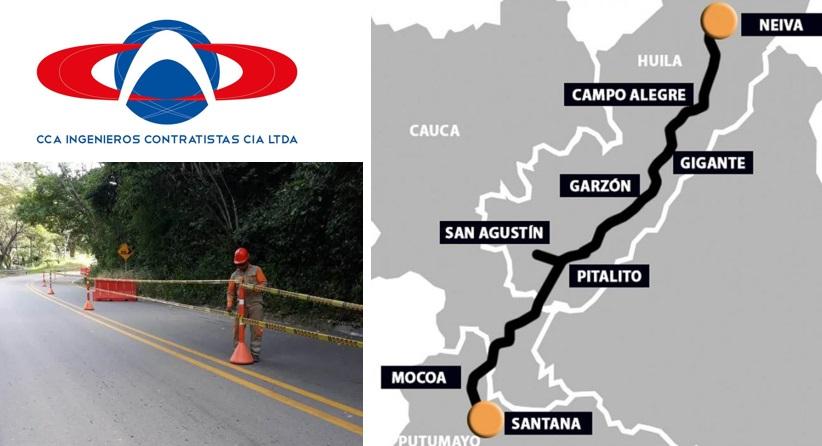Definido nuevo concesionario vial para la ruta Neiva-Mocoa-Santana - Noticias
