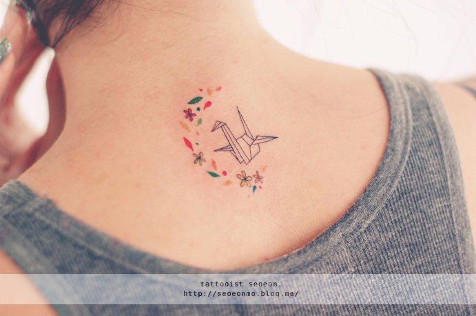 30 Tatuajes Minimalistas Que Te Harán Comprender Que Más No Siempre