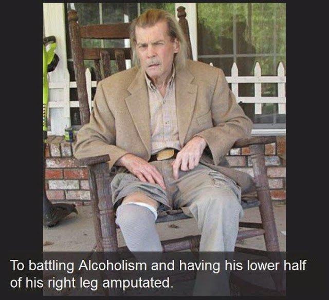 Las Y Famosos Despues Antes Drogas De