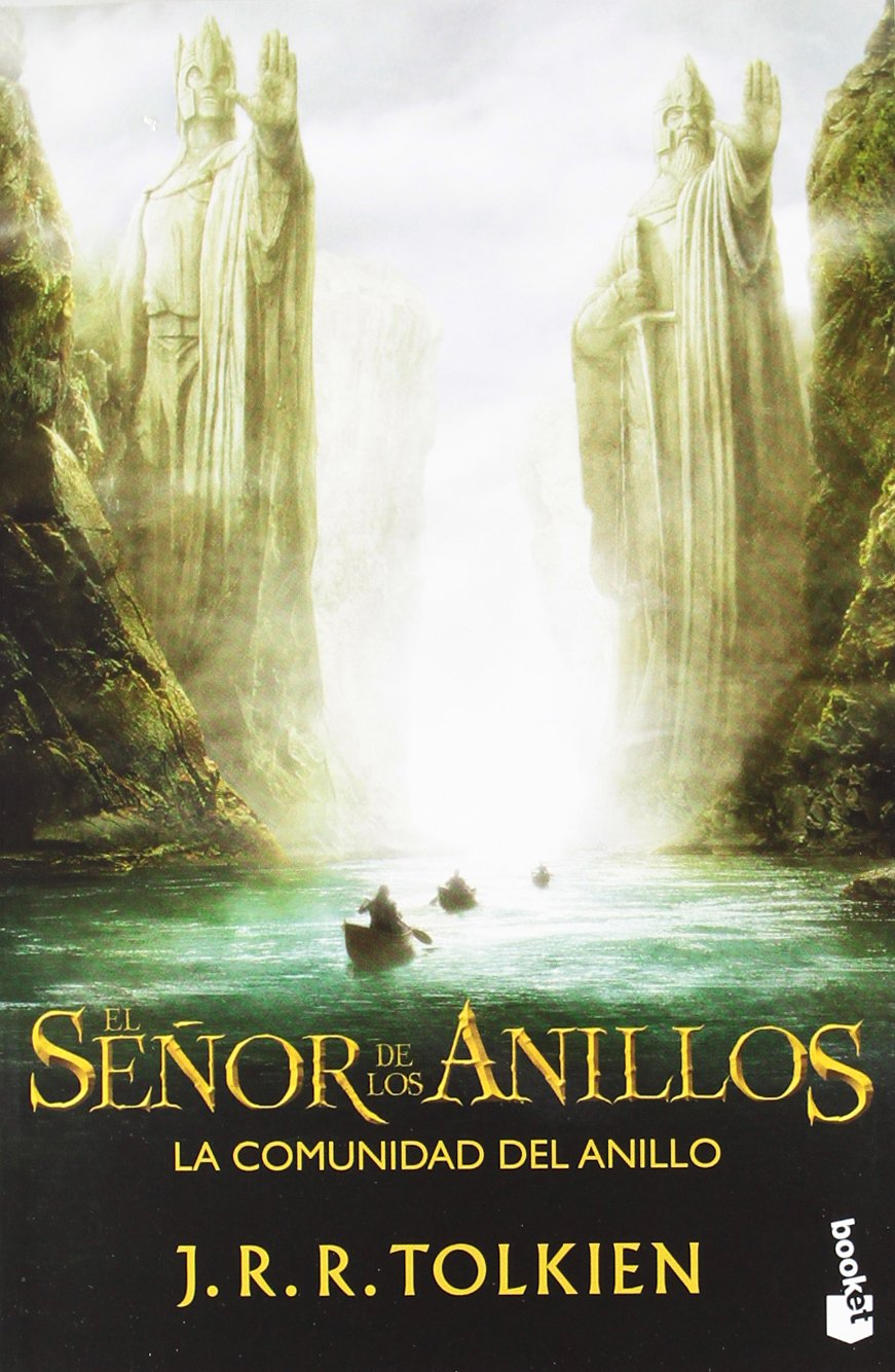 6. The Lord of the Rings. The Fellowship of the Ring.