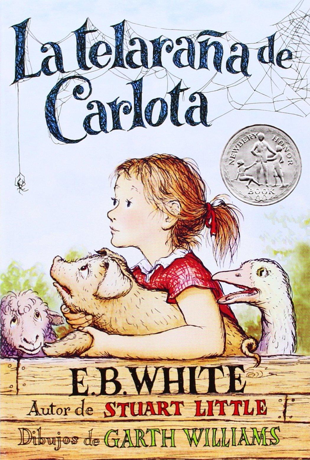 8. Carlota's web