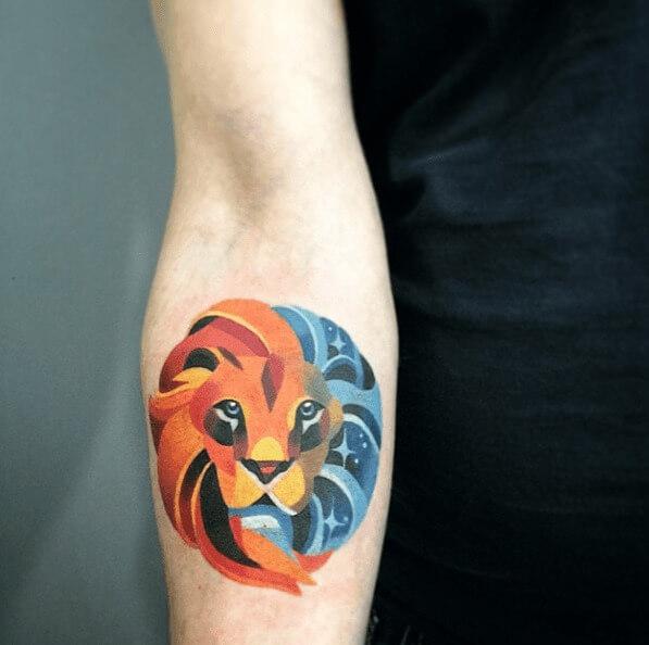 Conoces Los Tatuajes De Acuarela Siguen Siendo Tatuajes Pero Con