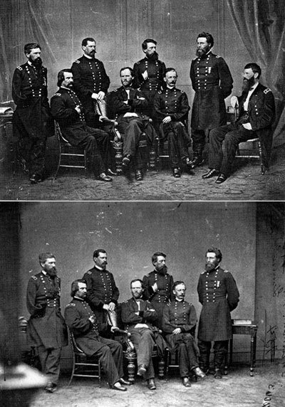 las fotografias historicas retocadas cuando no existia el photoshop 22