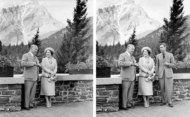 las fotografias historicas retocadas cuando no existia el photoshop 25