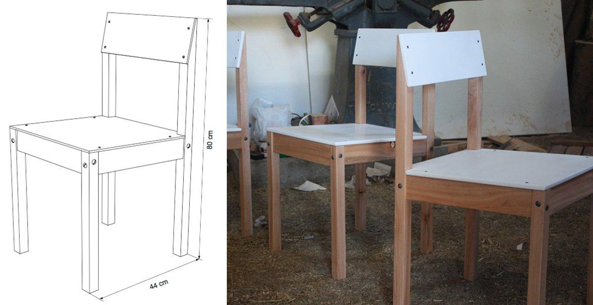 Crea tus propios muebles con estos 10 planos para gente