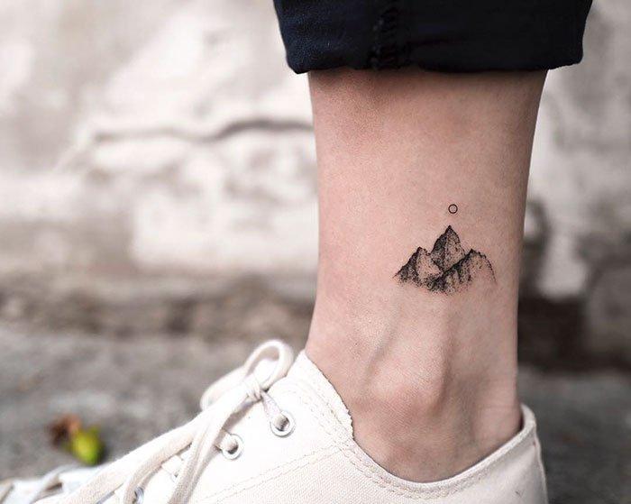 Descubre Los Preciosos Tatuajes Minimalistas Que Triunfan En Corea