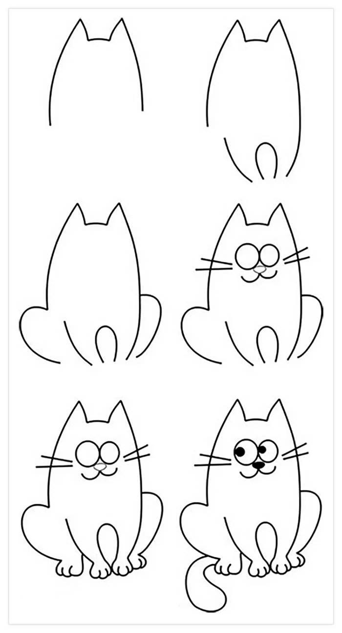 15 dibujos a lápiz que son muy fáciles para dibujar con