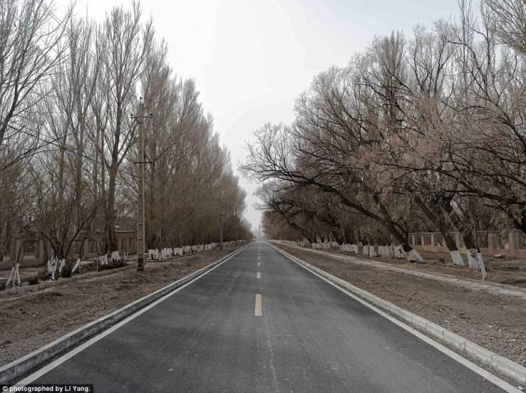 404 La Ciudad Fantasma en China