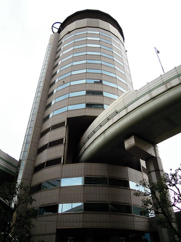 edificio en osaka