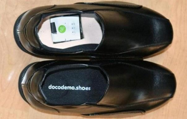 zapatos demencia