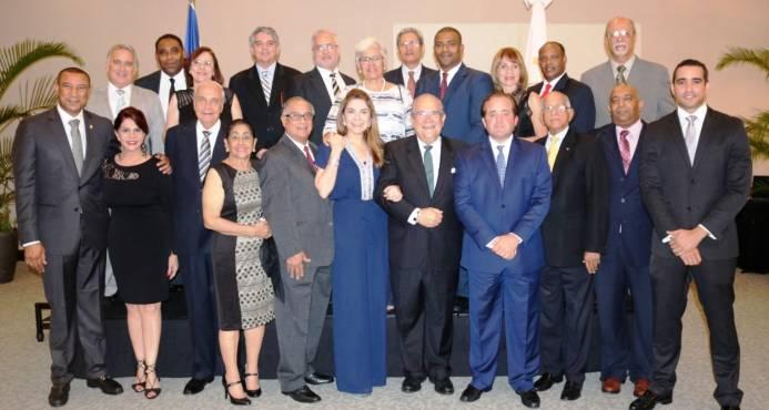 PRM sostuvo encuentro anoche con representantes diplomáticos