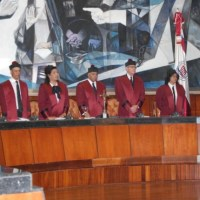 TC no admite acción de inconstitucionalidad contra prohibición del transfuguismo en candidaturas