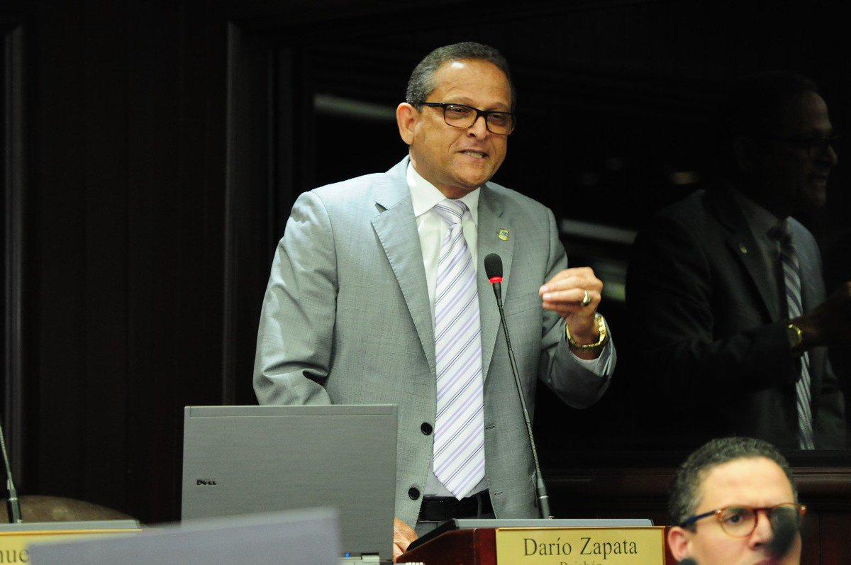 (Audio y video) Diputado  Darío Zapata (PRM) solicitará construcción muro fronterizo con presupuesto de Defensa