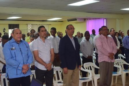 PRM afina trabajos para lograr metas electorales en 2020